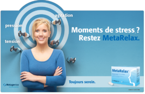Des Moments de Stress? Restez Metarelax