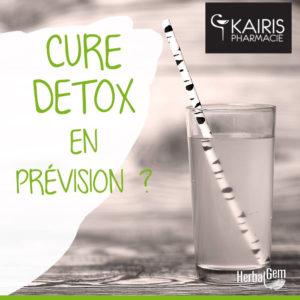 #Detox Aromathérapie – Gemmothérapie