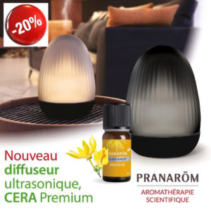 Read more about the article Aromathérapie avec Pranarom #Sommeil
