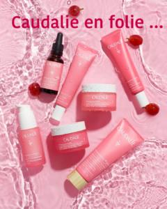 Read more about the article Caudalie la délicatesse des vignes …
